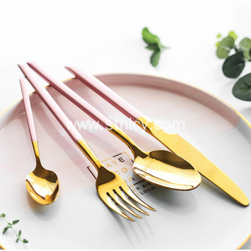 Modern Design Stainless Steel Flatware Set